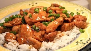 Teriyaki Chicken Recipe Japanese-Style