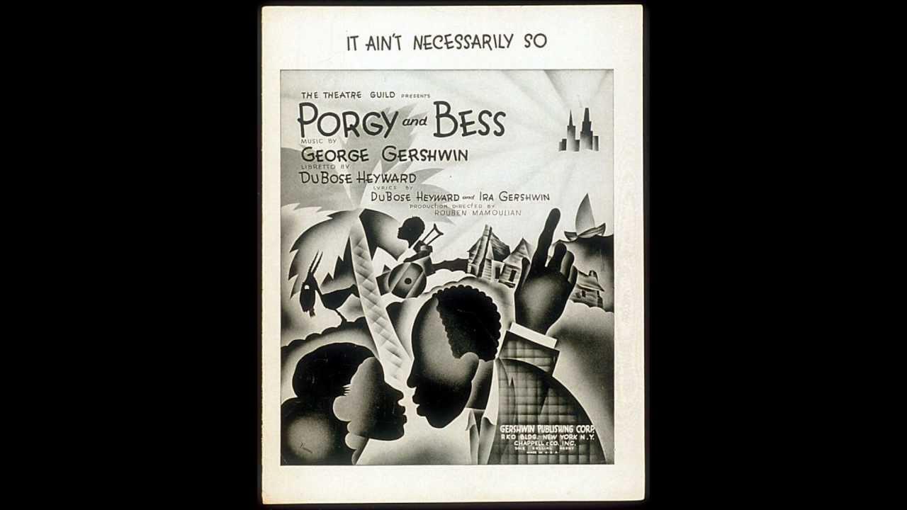 George Gershwin Summertime