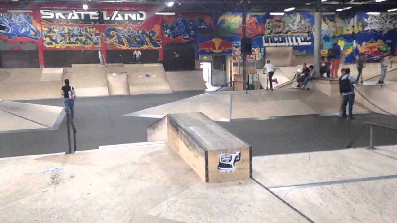 17407261d5d Skateland Rotterdam Edit - YouTube