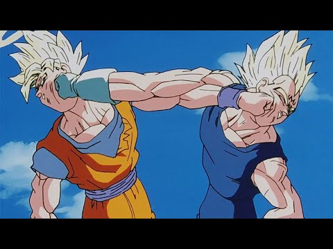 Start Again - Vegeta AMV