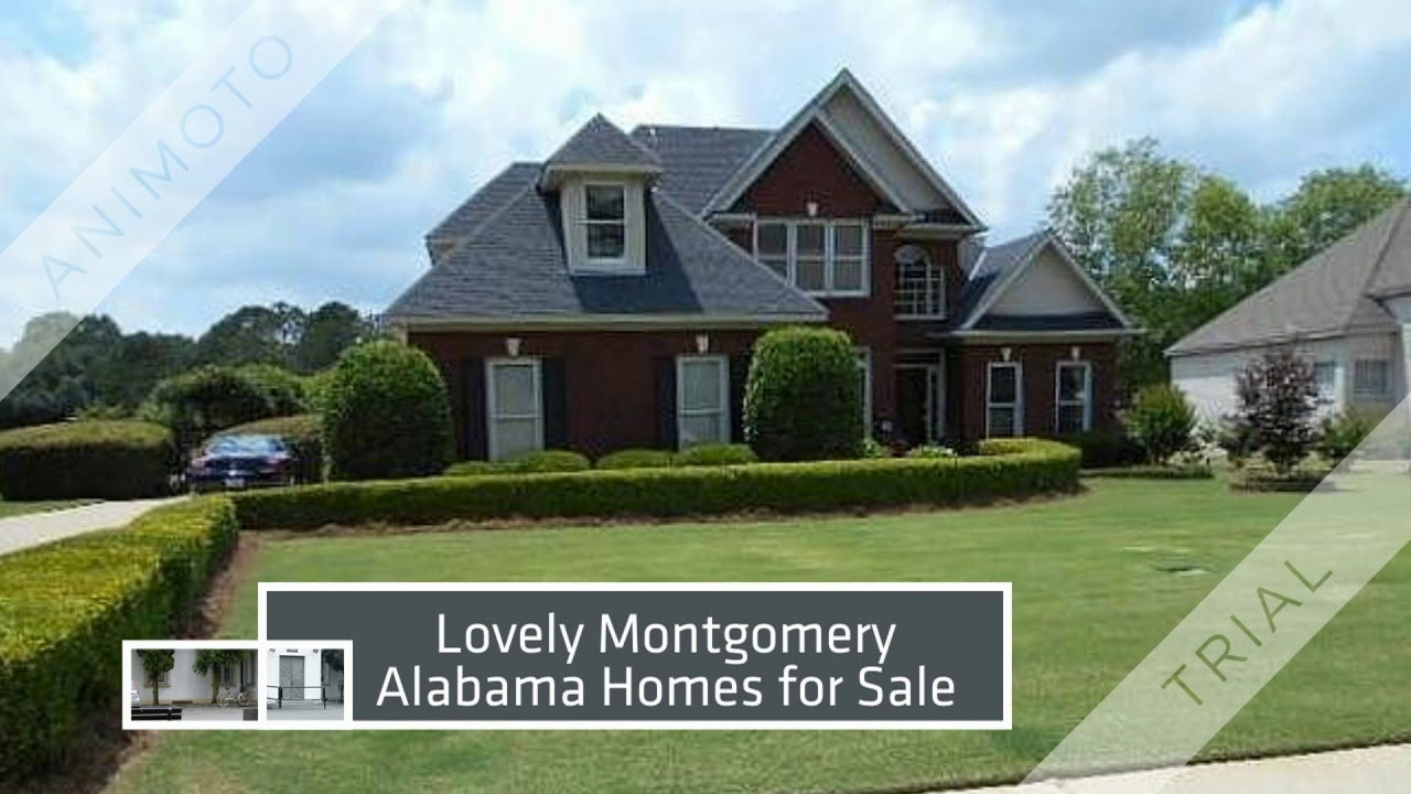 Beautiful homes for sale in montgomery alabama youtube for House builders in alabama