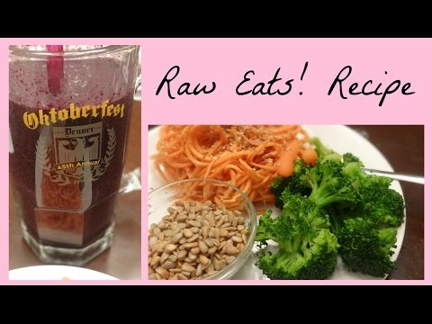 March Madness Day 6: Raw Meal for Gameday | Nutrition Facts for Eating Raw