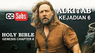 Video Genesis Chapter 6 Noah's History download MP3, 3GP, MP4, WEBM, AVI, FLV Agustus 2018