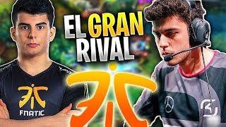 El *GRAN RIVAL* de FNATIC en LEC!!   FNC vs SK   LEC Resumen Español