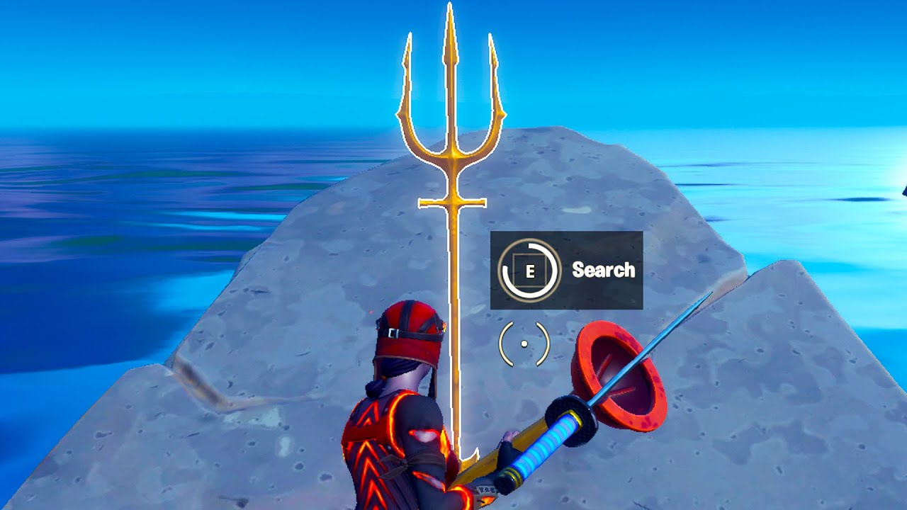 Aquaman Week 5 Challenges Fortnite - Claim your Trident at ...