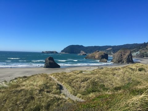 Highway 101 - Southern Oregon Coastline