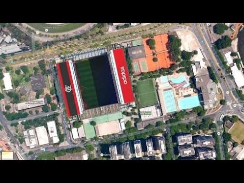 Eu sou Flamengo, tenho estádio, Mundial e vocês? Corrigindo 25.000 pessoas a capacidade!