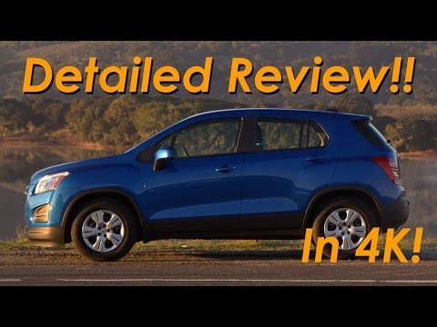 2015 Chevrolet Trax Detailed Review and Road Test - In 4K!
