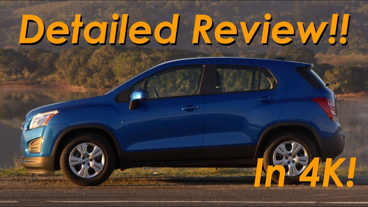 2015 chevrolet trax detailed review and road test in 4k