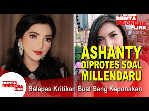 Kritik Ashanty ke