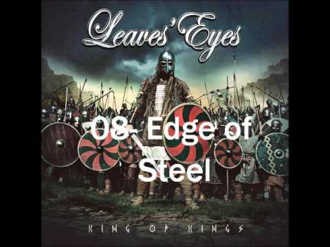 Leaves' Eyes- Edge of Steel (feat. Simone Simons)
