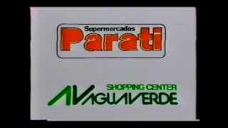 Supermercados Parati - Loja Agua verde