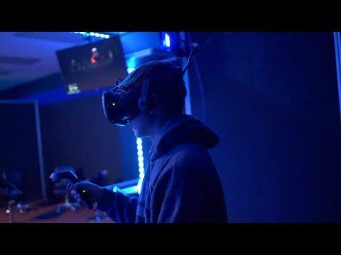Ctrl V Virtual Reality Arcade