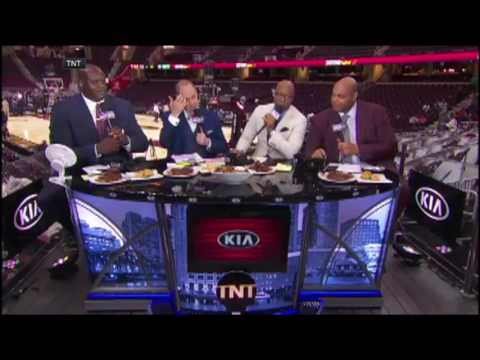 Shaq and Barkley Throw Shade At Each Other | ESPN