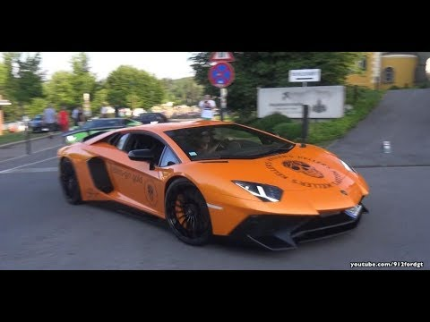 lamborghini aventador sv capristo exhaust is just absolutey crazy youtube