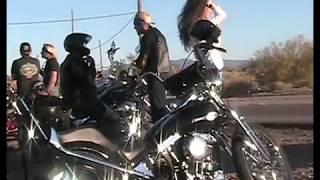 Pioneer Saloon in Goodsprings, Nevada 93rd anniversary biker party 2006