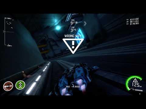 061 GRIP: Combat Racing - Sprawl - Cygon Eversor Airblade |