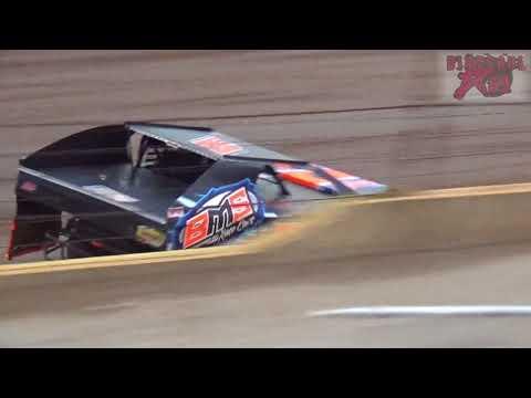 Salina Speedway - 7-27-18 - Salinausedcars.com Modified Heat Races