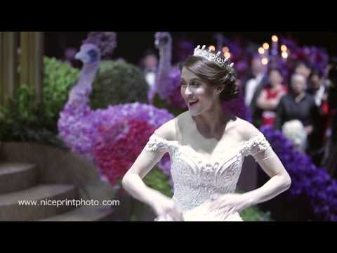 DINGDONG DANTES & MARIAN RIVERA WEDDING HIGHLIGHTS BY NICE PRINT PHOTOGRAPHY - 동영상