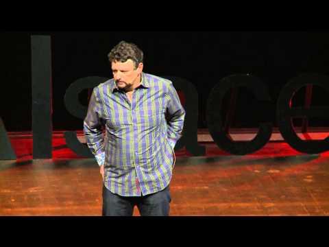 Jouez, créez, devenez: Lourdes Gutierrez et Marco Frediani at TEDxAlsace