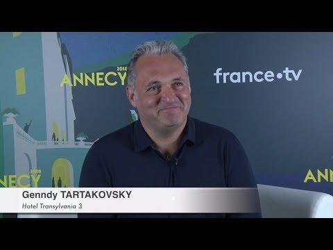 Genndy Tartakovsky - Hotel Transylvania 3