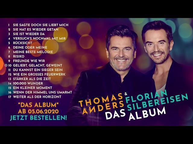 Thomas Anders & Florian Silbereisen - Das Album (Offizieller Albumplayer)
