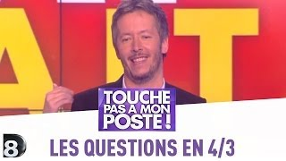 Video Les questions en 4/3 de Jean-Luc Lemoine : la dernière de la saison ! download MP3, 3GP, MP4, WEBM, AVI, FLV September 2017