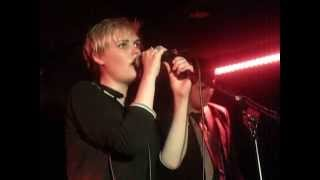 Desperate Journalist - Distance (Live @ Power Lunches, London, 28/05/14)