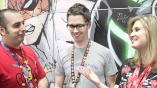SDCC 2011: Kirby Krackle & The Watcher Theme Song