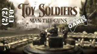 Toy Soldiers - INVASION! (2/2) RoboBob Toyzilla! (Roj-Playing Games!)