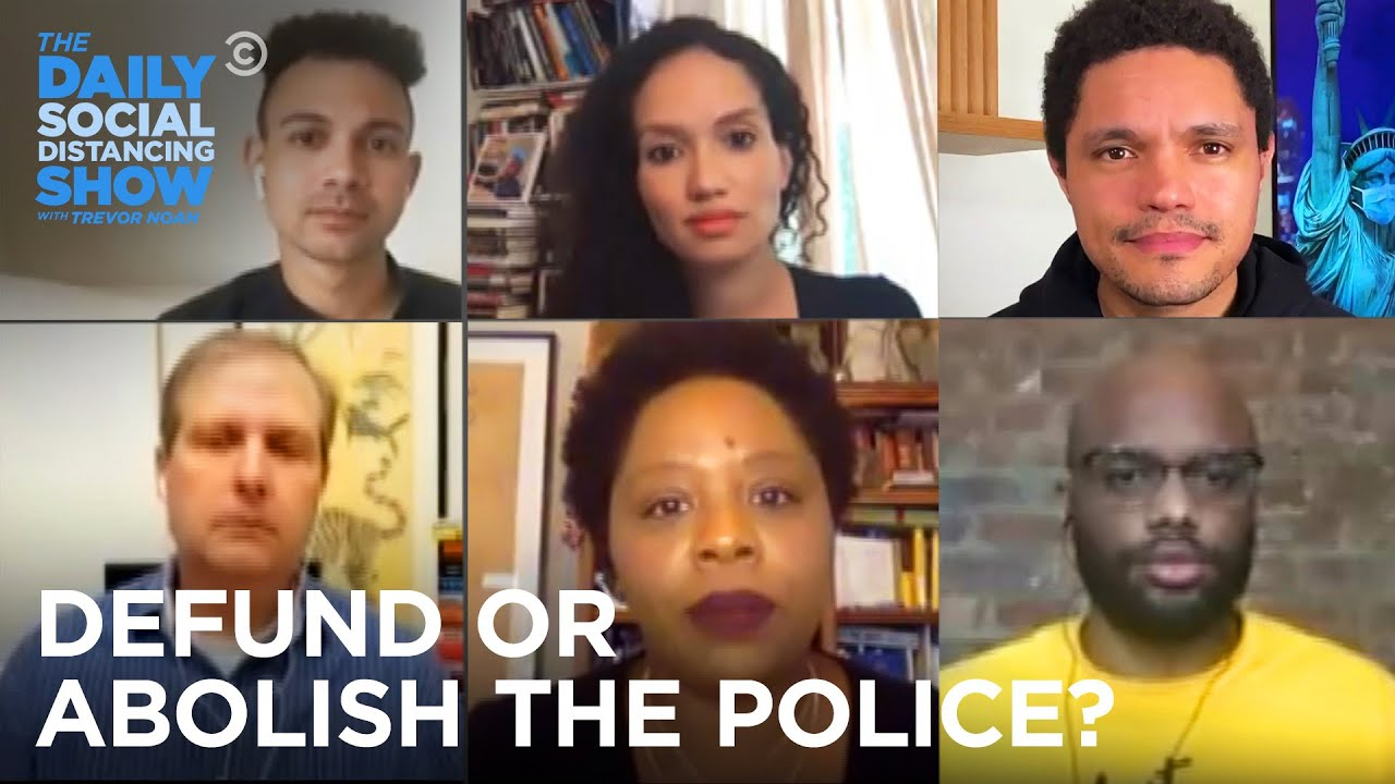 Download What Does It Mean to Defund or Abolish the Police?   The Daily Social Distancing Show