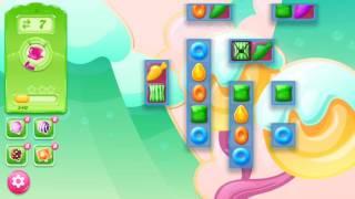 Candy Crush Jelly Saga level 3 - キャンディクラッシュ ゼリー レベル 3 screenshot 5