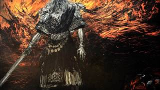 Repeat youtube video Dark Souls: Gwyn, Lord of Cinder boss fight music 1 hour.