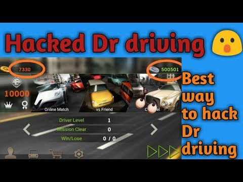 download dr driving 1 hack