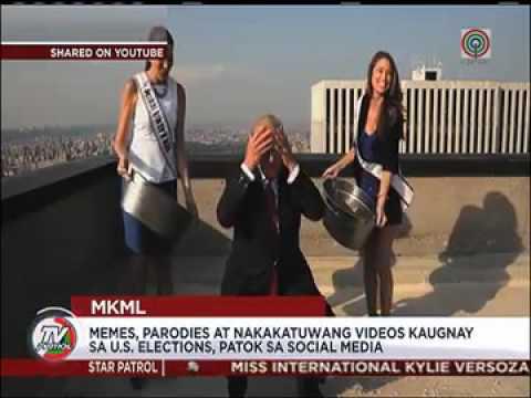 Marc Logan U.S Elections (Funny Moments)