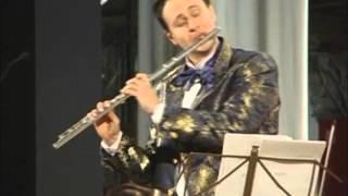 Carlos Gardel - Por Una Cabeza - flute
