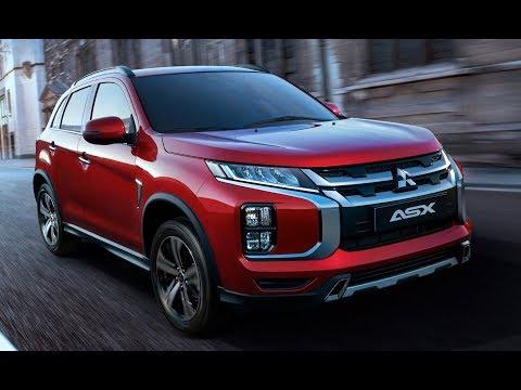 2020 Mitsubishi ASX / Outlander Sport – First Look