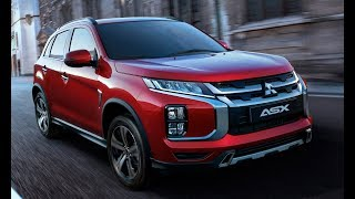2020 Mitsubishi Asx / Outlander Sport – First Look