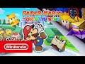 Paper Mario: The Origami King - ¡Disponible el 17 de julio! (Nintendo Switch) Download Mp4