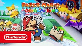 Paper Mario: The Origami King - ¡Disponible el 17 de julio! (Nintendo Switch)