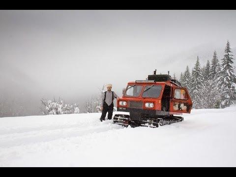 Tucker Snowcat Snow Deep Inside