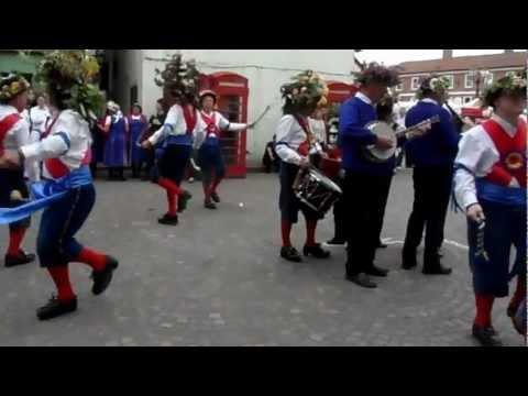Newark-On-Trent Ripon City Morris Dancers