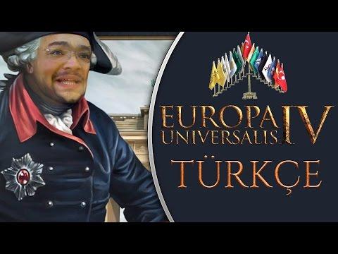 İSTANBUL'UN FETHİ / Europa Universalis IV : Türkçe - Bölüm 1