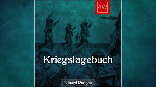 HÖRBUCH #2 – Kriegstagebuch des Eduard Runiger (Zweiter Weltkrieg) [Audio]