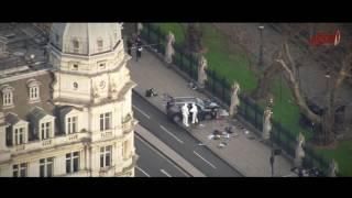 صور جوية للسيارة المستخدمة في هجوم لندن | صحيفة الاتحاد