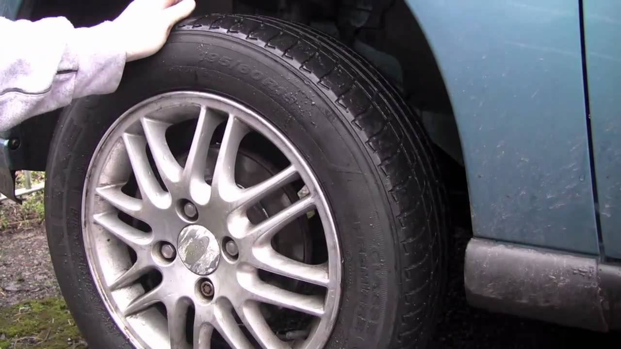 Ford Focus Rims >> Ford Focus Front Wheel Bearing? Simple and Cheap Fix Test ...