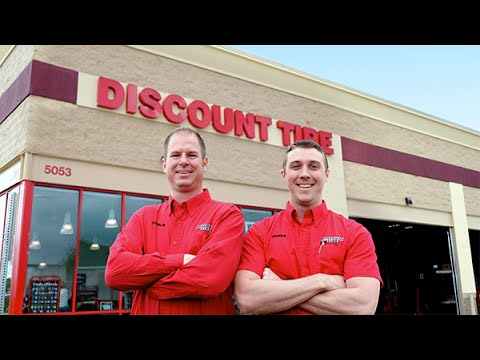 Discount Tire Is Now Open In South Carolina Youtube