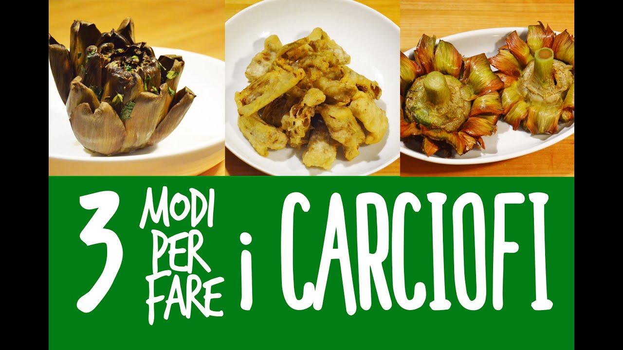 ricette x cucinare carciofi ricette popolari sito culinario