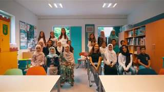 Basisschool Ababil - Eid lied