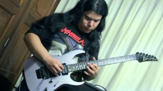 Lucho Sanchez - For the love of god (Steve Vai cover)
